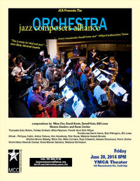 JCA Presents The Jazz Composers Alliance Orchestra